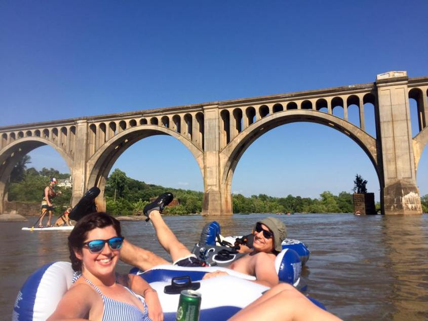 Riverside Outfitters: Tubing Season is Here!