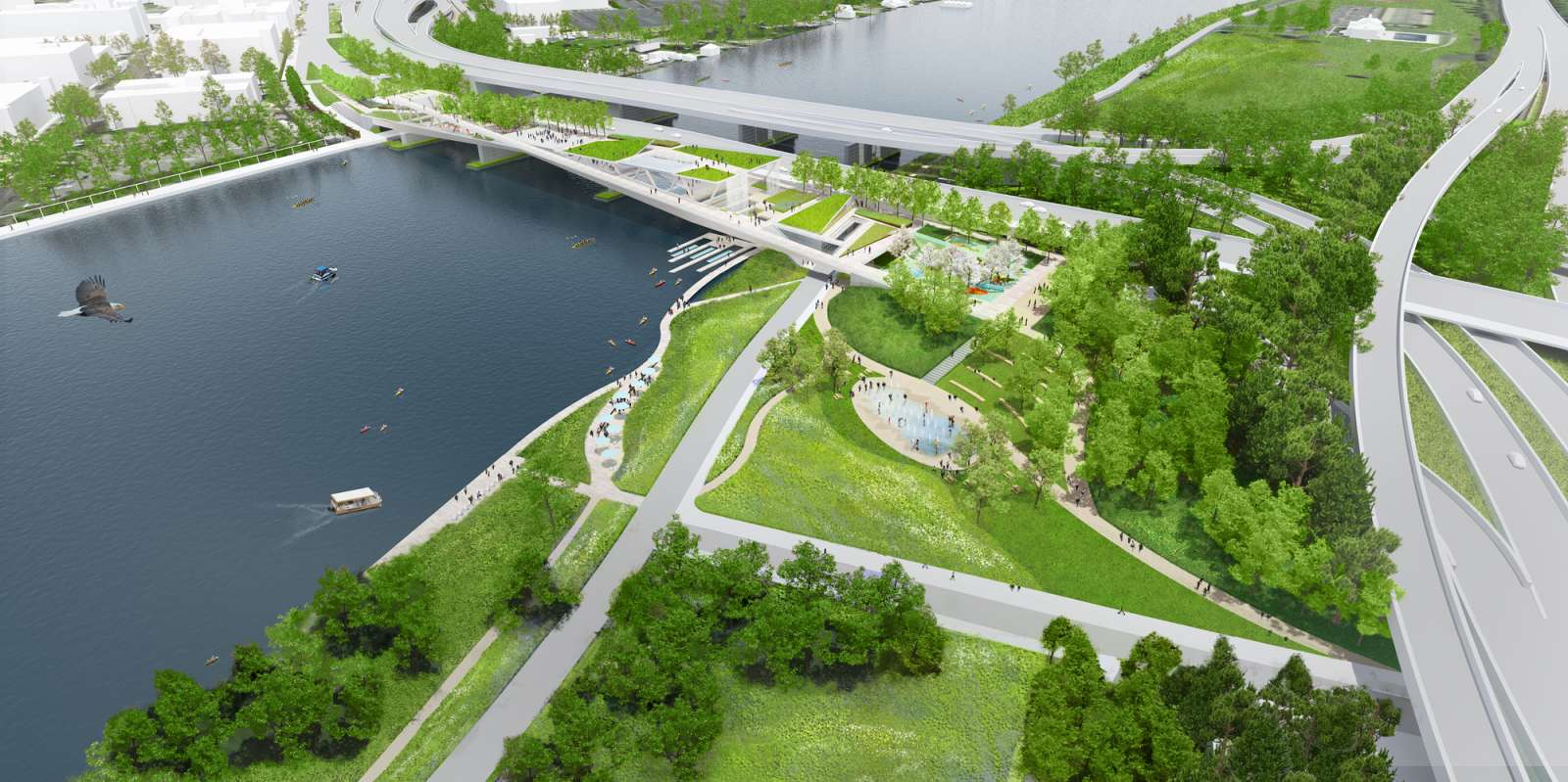 BridgePark Shares Broad Vision