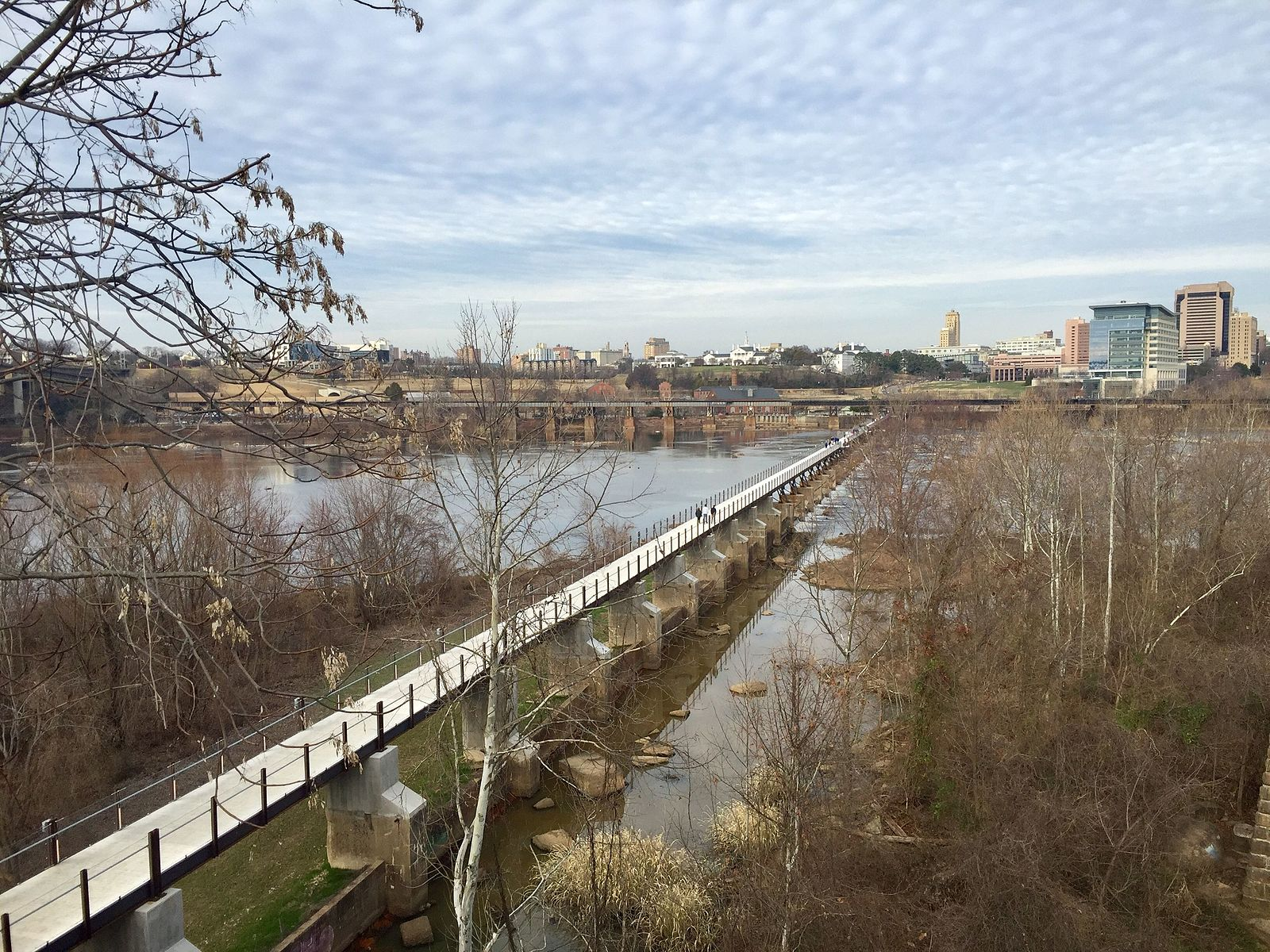 Update: Consulting Firm Offers Two Options for 'Missing Link Trail'