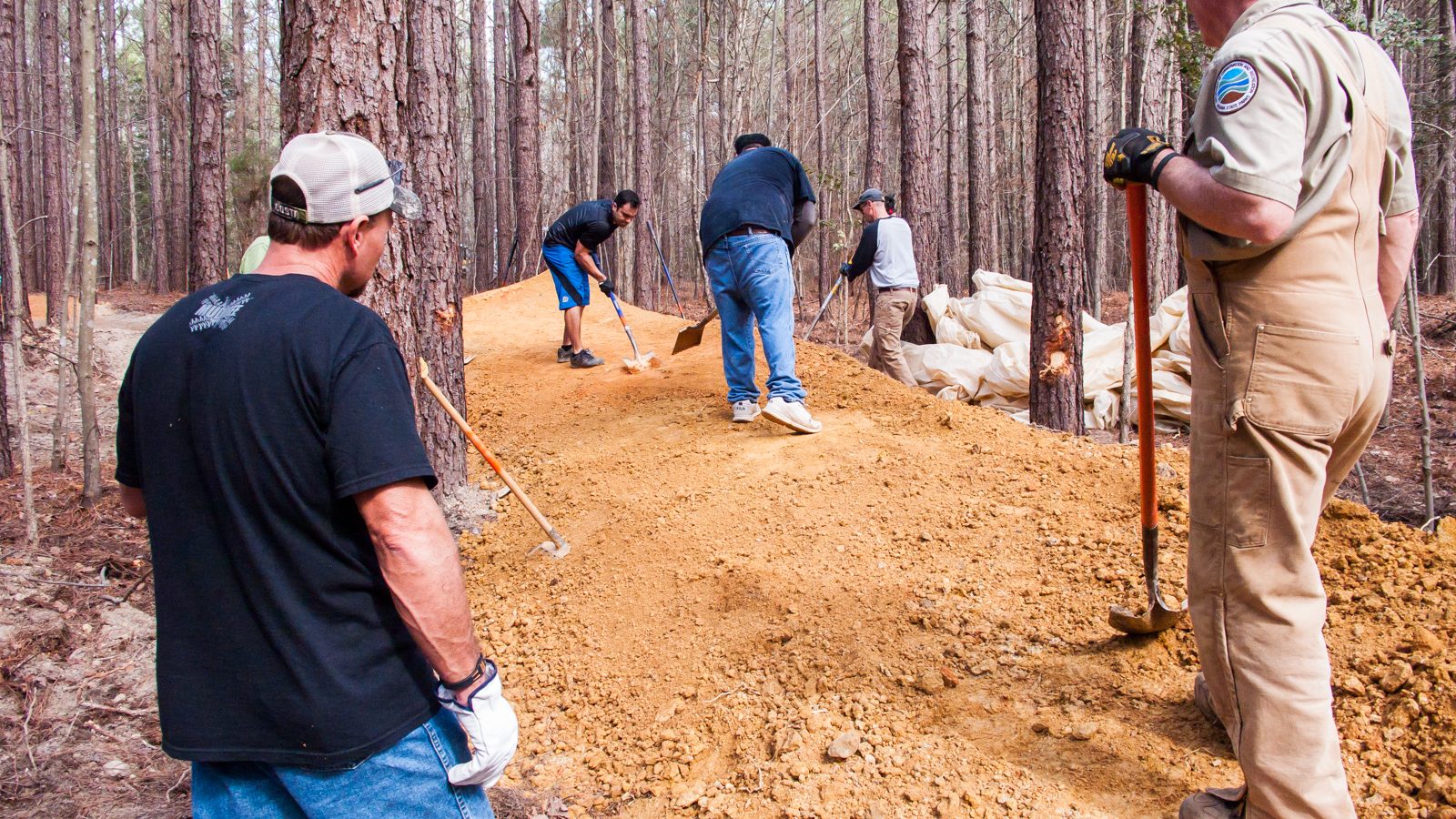 Volunteer Opportunities: Trail Work Near and Far