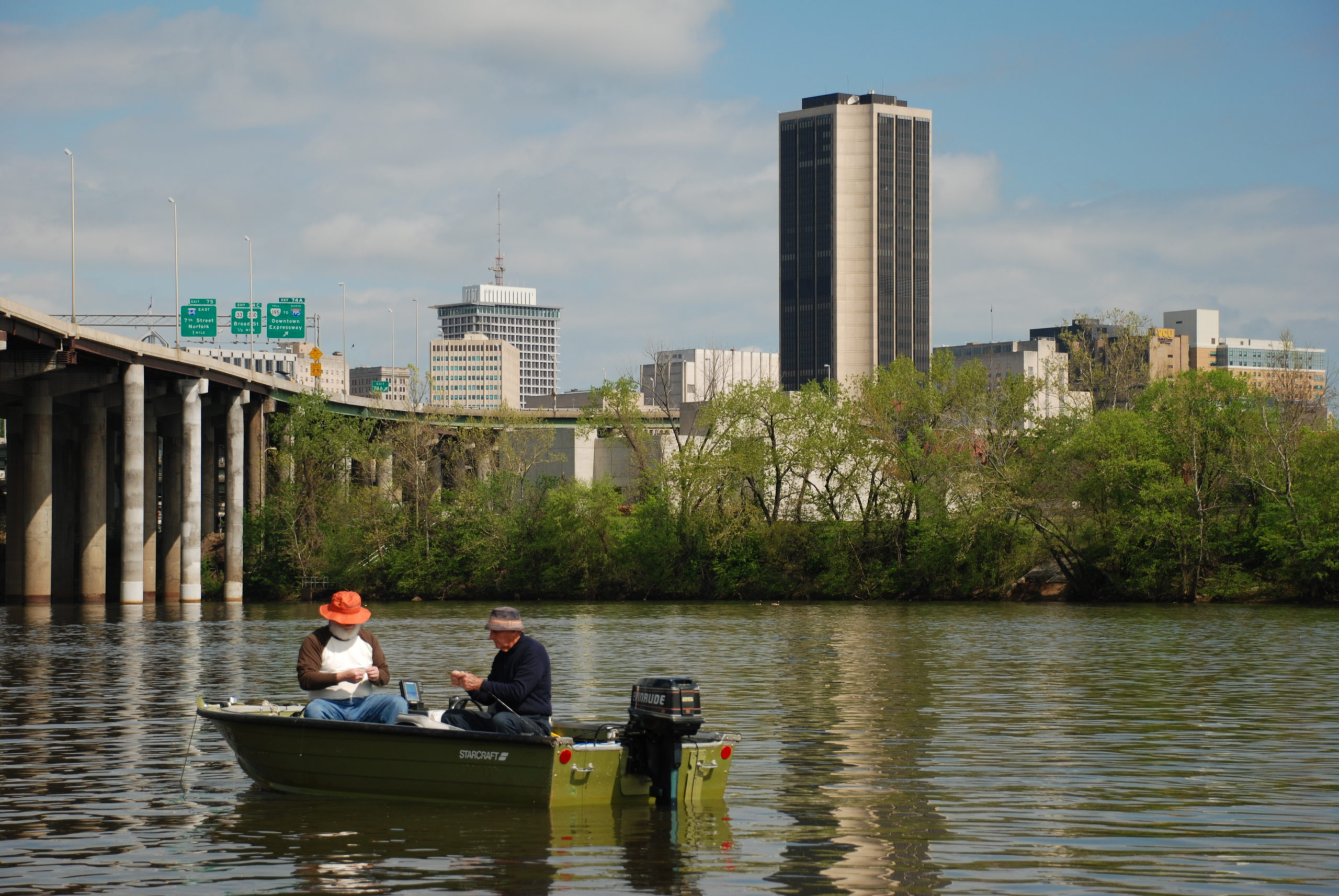 Riverrock Announces 'Monsters of the James' Kayak Fishing Tournament for 2020