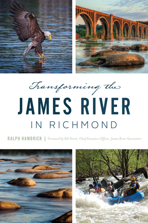 New Book Tells the Story of the James River in Richmond
