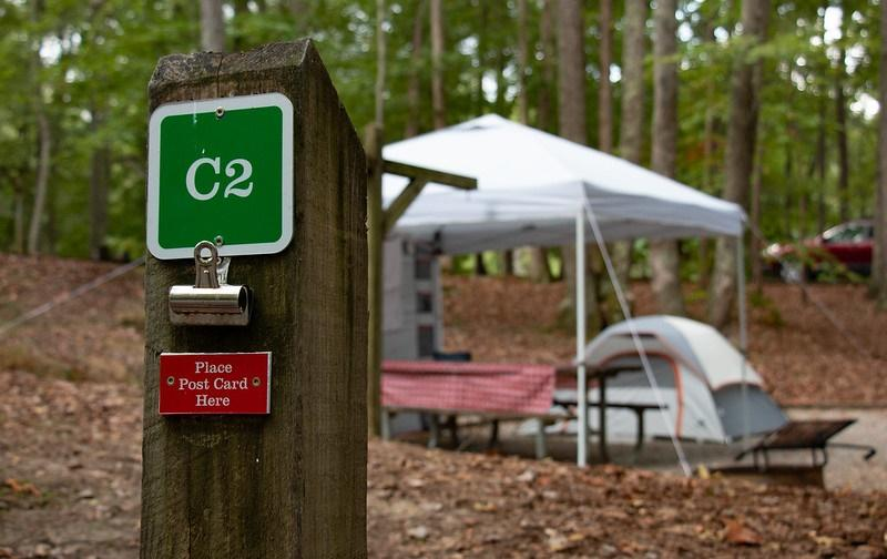 Va. State Park Campgrounds Now Open